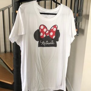 "Torrid/Disney ""Minnie"" T-Shirt"